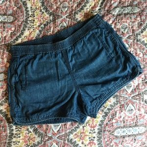 J. Crew Woman's Chambray Shorts
